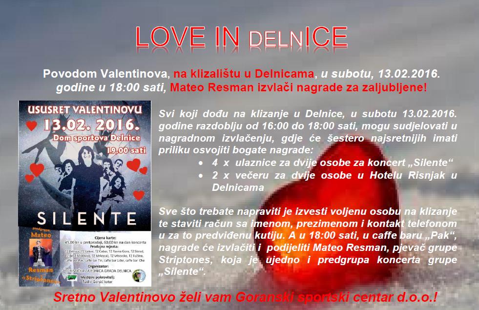 Love in Delnice