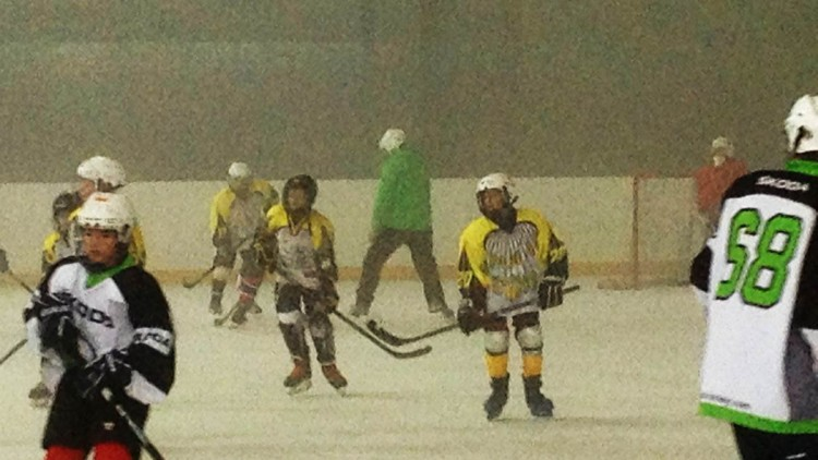 ODIGRANA PRIJATELJSKA HOKEJAŠKA UTAKMICA KHL MAMUT – KHL PULA