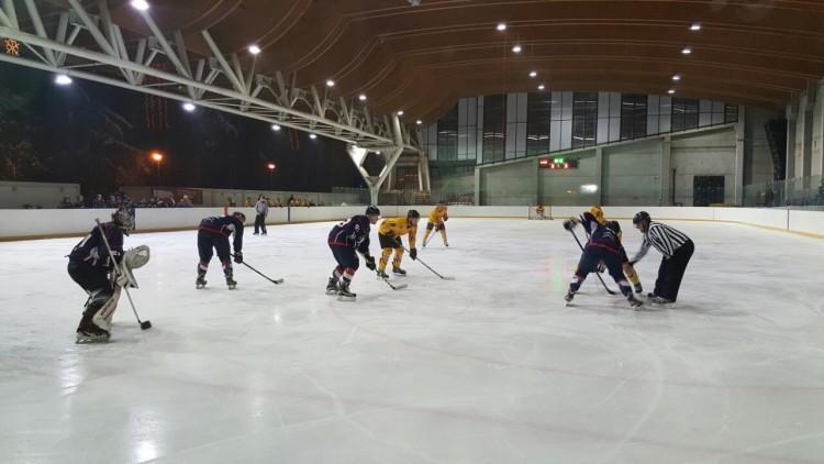 ODIGRANA PRVENSTVENA HOKEJAŠKA UTAKMICA KHL MEDVEŠČAK – KHL MLADOST