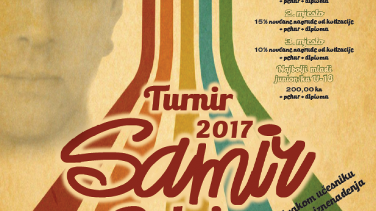 "TURNIR U KUGLANJU ""SAMIR"" 2017. DELNICE"