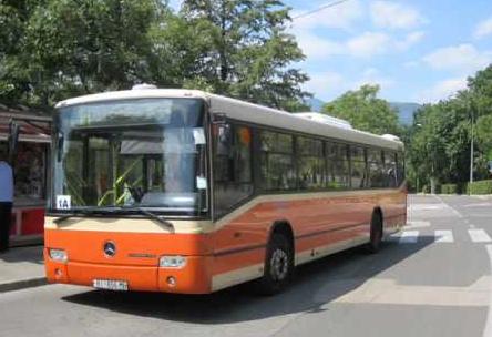 BUSOM NA PLATAK  – Nova autobusna linija –